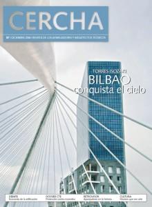 Cercha-87_revista-aparejadores_TORRES DE ISOZAKI COQUISTAN EL CIELO